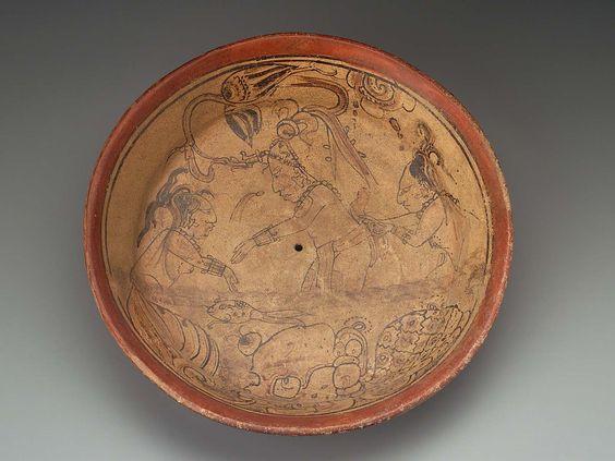 Maya Late Classic Period A.D. 680–750 Department of El Petén, El Mirador Basin, Guatemala Museum of Fine Arts, Boston