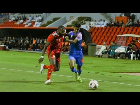 India Vs Oman Football Highlights Fifa World Cup 2022 Qatar Qualifiers Football Highlight Fifa World Cup World Cup