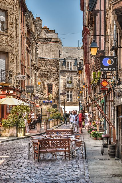 Dinan, Brittany, France                                                                                                                                                      More