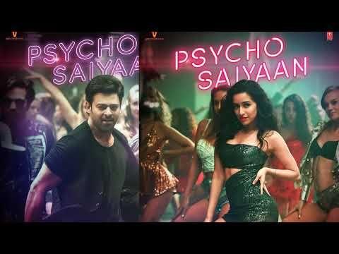 Saaho 1st Single Psycho Saiyaan Update Saaho Song Psycho Saiyaan New A Songs Shraddha Kapoor Teaser