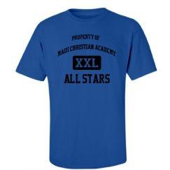 Maui Christian Academy - Paia, HI   Men's T-Shirts Start at $21.97