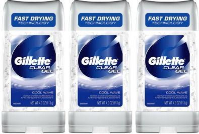 Coupon $1.00 off Gillette Clear Gel Antiperspirant http://azfreebies.net/coupon-1-00-gillette-clear-gel-antiperspirant/