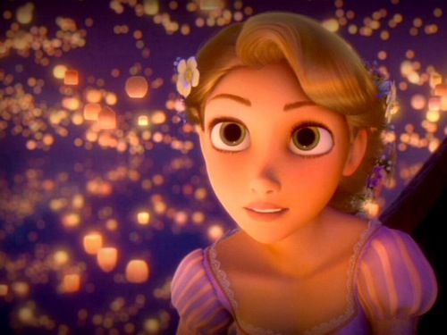 """Rapunzel                                                       """"And at last I see the light..."""""""