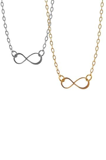 Infinity necklaces Want a infinitely necklaces