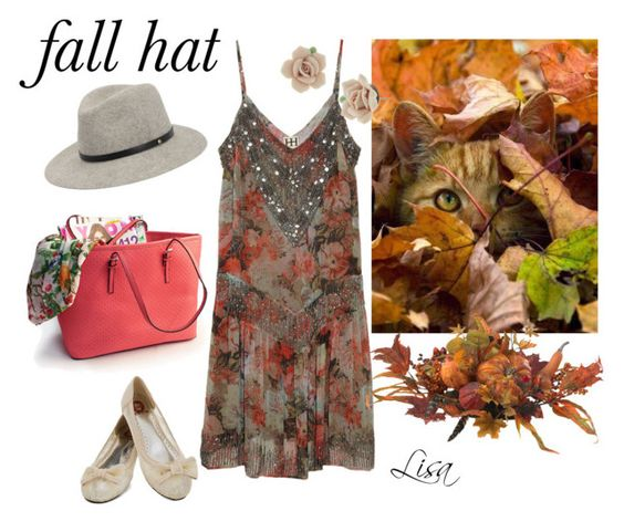 """""""Can't Wait for FALL"""" by coolmommy44 ❤ liked on Polyvore featuring Haute Hippie, rag & bone, Nearly Natural, 1928 and fallhat"""