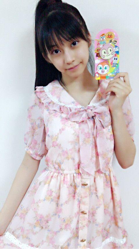 『譜久村さんドキンちゃん&お洋服♪*゚』牧野真莉愛|モーニング娘。'16 12期オフィシャルブログ Powered by Ameba