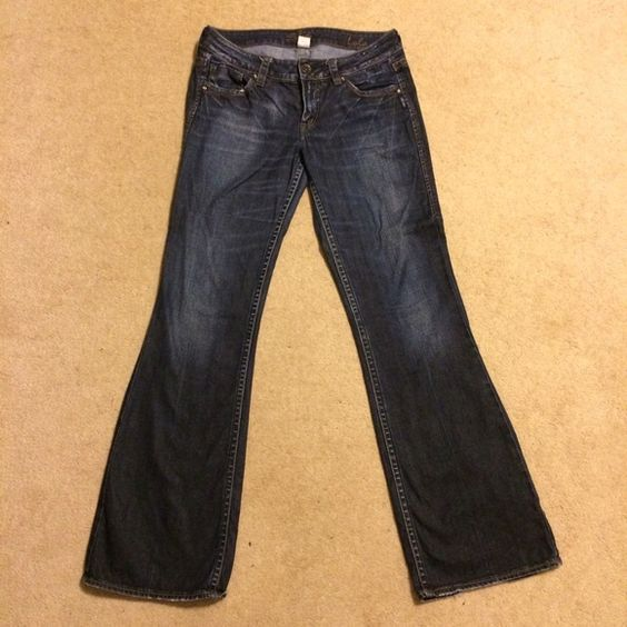 Silver jeans Lola flare sz 31 | Silver Jeans, Wide Legs and Jeans