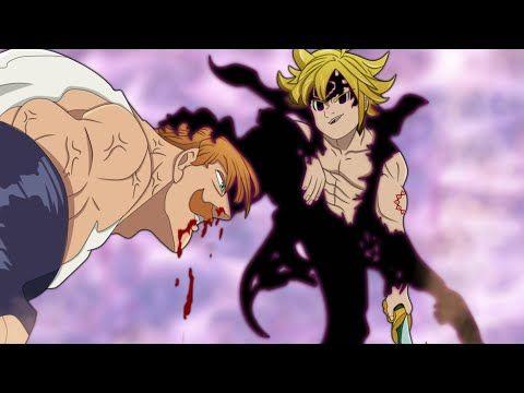 Nanatsu No Taizai Kamigami No Gekirin Capitulo 13 Adelanto Explicado El único Youtube Seven Deadly Sins Anime Anime Seven Deadly Sins
