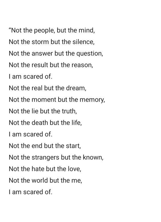 Poetry - Savi sharma