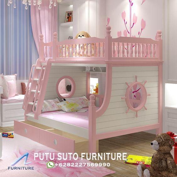 Tempat Tidur Boneka Bayi