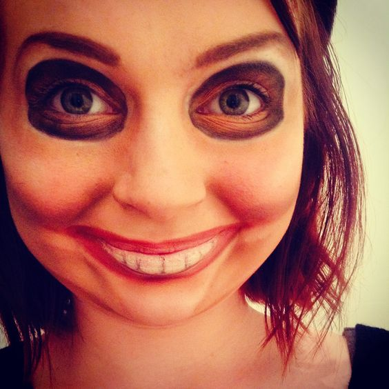 The Purge: Anarchy, inspired costume makeup x | My costume ...