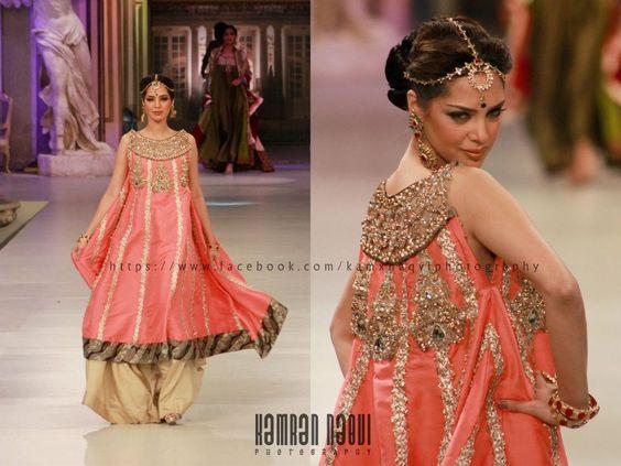Pakistan bridal couture week '12 |