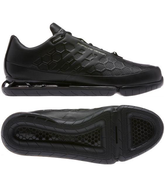 bf88e0273b10b adidas porsche design sport bounce s4 flyknit all black christmas