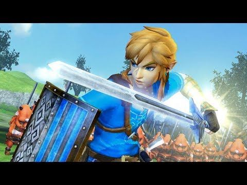 9 Minutes Of Hyrule Warriors Definitive Edition Gameplay On Nintendo Switch Pax East 2018 Http Eleccafe Com Hyrule Warriors Legend Of Zelda Warriors Game