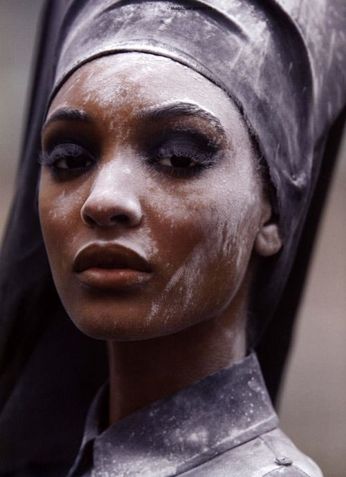 clockworklychee:  Jourdan Dunn by Hans Feurer Antidote Magazine...
