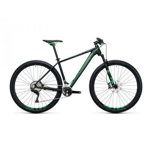 Cube Mtb Fahrrad Aluminium 19 034 Schwarzline Fahrrad Cube Rennrad Mountainbike 26 Zoll