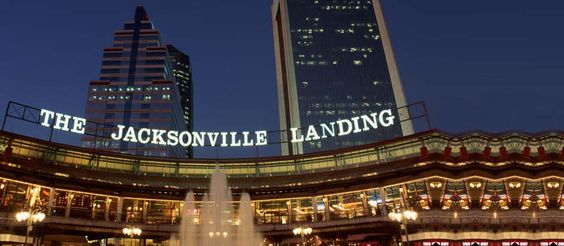 Jacksonville fl jacksonville landing and landing on pinterest for Is jacksonville fl a good place to live