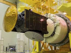 European-Russian Spacecraft Heads Out In Search For Life And Mars