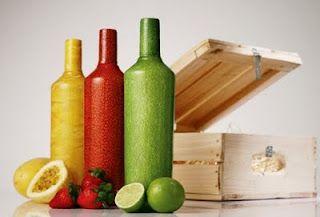 Smirnoff: Caipiriña en botella para pelar