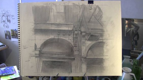 Dale Roberts on the Role of Drawing