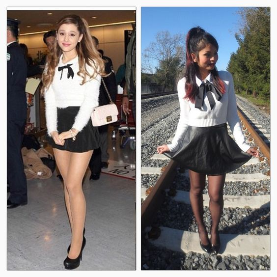 Skater Skirt Outfit Ideas – How To Wear Skater Skirts With ...