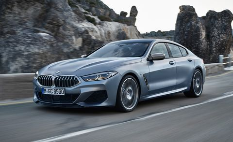 View Photos Of The 2020 Bmw 8 Series Gran Coupe In 2020 Bmw Bmw Cars Gran Coupe