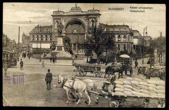 Keleti pu 1913