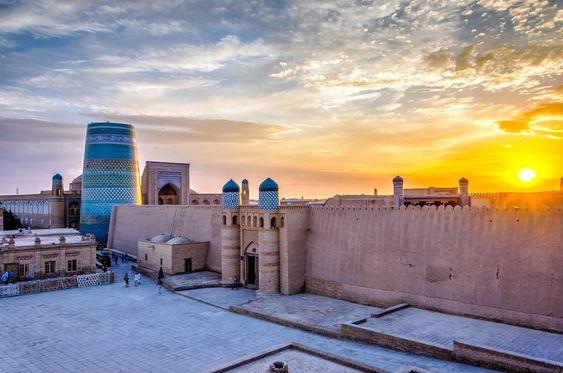 Khiva day tour #Khivadaytour