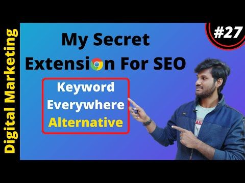 Keywords Everywhere Alternative Free Chrome Extension Free Seo Keyword Generator Youtube In 2020 Lead Generation Marketing Seo Tutorial Seo Keywords