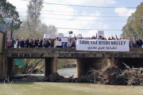مرج بسري إلى التدويل احتجاج ألماني على مشروع السد بتوقيت بيروت اخبار لبنان و العالم World Dam Fund