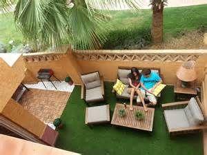 Resultados de la b squeda de im genes patios traseros for Decoracion jardin adosado