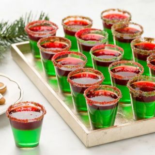 If you're having a party without jelly shots, it's not a party.