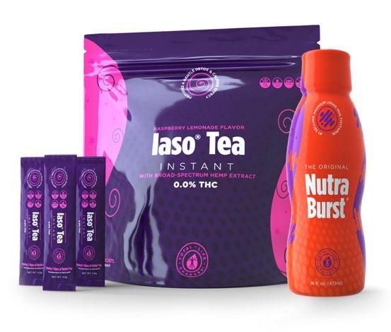 Sip Soothe Strengthen Kit Cbd Tea Energy Vitamin In 2020 Total Life Changes Iaso Tea Vitamins For Energy