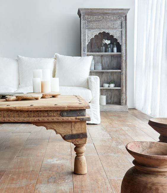 Outstanding Bohemian  Coffee Table