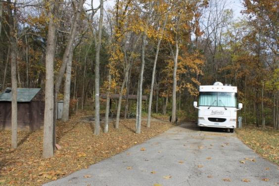Binder Park At 5840 Rainbow Drive In Jefferson City Mo 17 Site Rv Campground All Sites Are Full Hook Up Reservations As Well Park Trails Campground Park