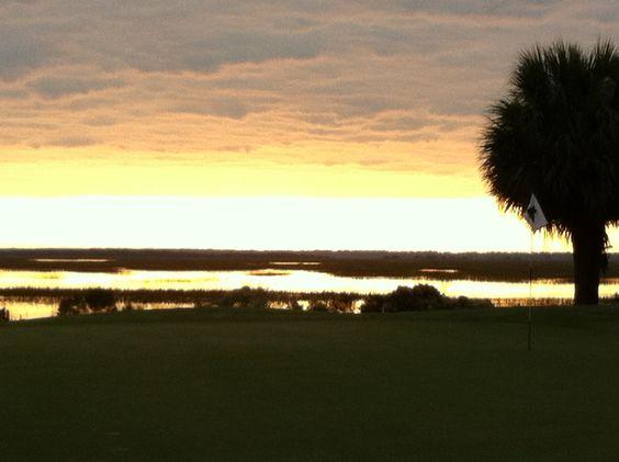 Sunrise on palmetto 15 the landings club savannah ga beautiful