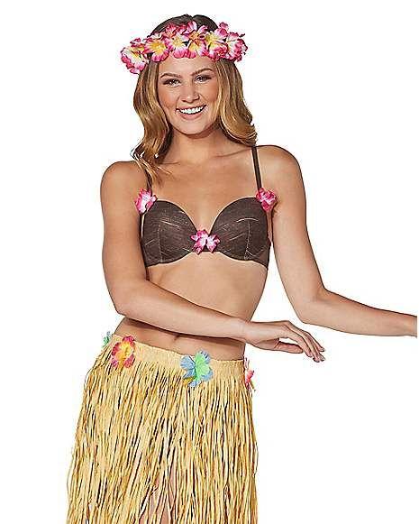 Coconut Bra - Spirithalloween.com