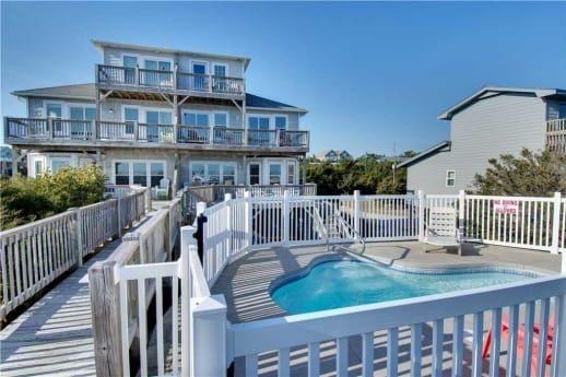 Emerald Isle Beach House Als On