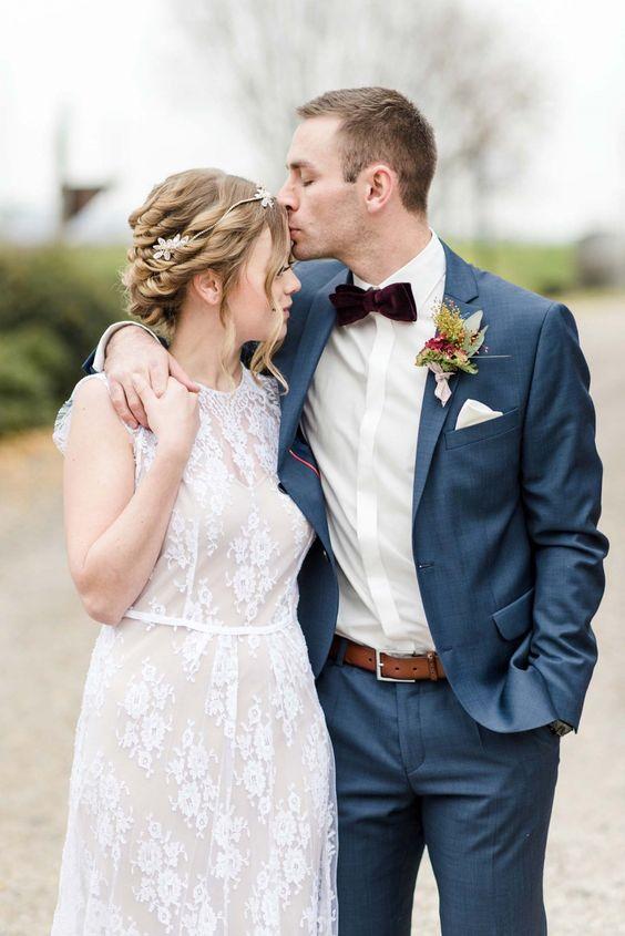 Ann Kathrin Johannes Liebe Auf Den Ersten Blick Hochzeit Auf Den Ersten Blick Hochzeitskleid Spitze Kleid Hochzeit