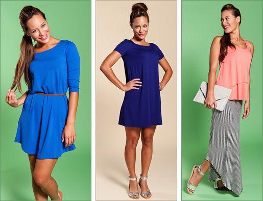 Lynn Sakutori launches new 'a-line' apparel at Macy's | Lei Chic Hawaii