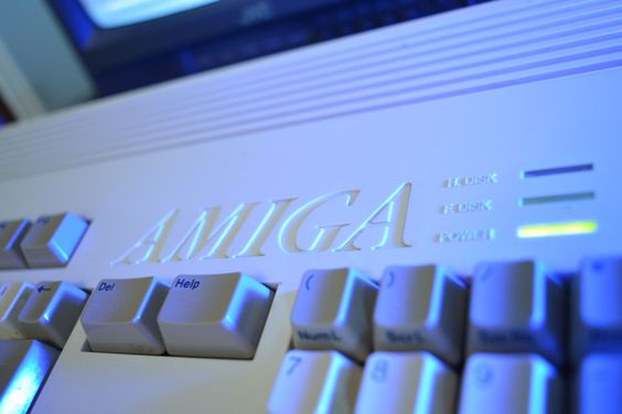 No time to lose.. onto the next System (might take a while!) #Amiga #RetroGaming