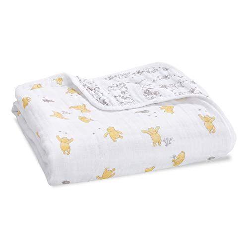 anais Dream Blanket Unisex Toddler /& Infant Bedding Ideal Lightweight Newborn Nursery /& Crib Blanket Boutique Muslin Baby Blankets for Girls /& Boys Around The World Shower /& Registry Gift aden