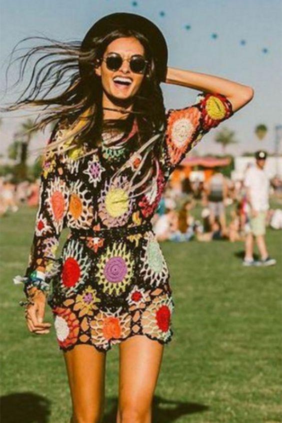 BoHo ~ BoHo Chic ~ The Best Festival Fashion Inspo For Coachella