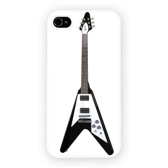 Gibson Flying V iPhone 4 4s and iPhone 5 Case