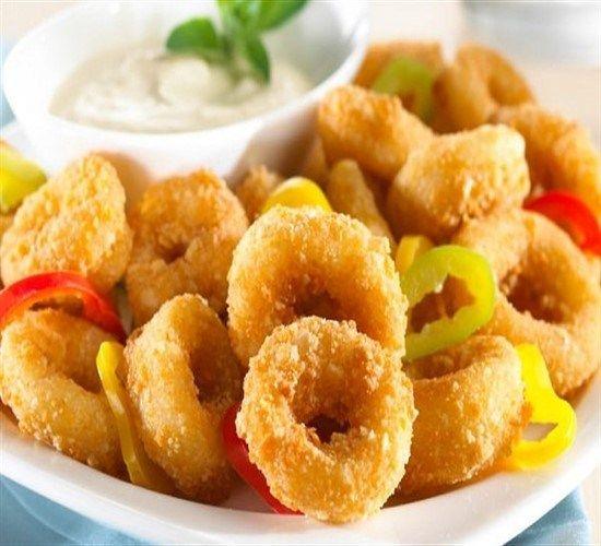 طريقة عمل السبيط بمذاق شهى ومختلف Game Day Food Calamari Food