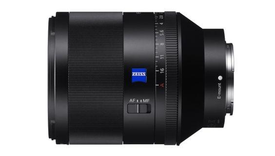 Sony'den Yeni Full Frame Objektif