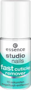 studio nails fast cuticle remover - essence cosmetics