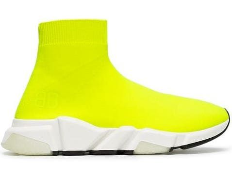 Balenciaga speed trainer, Knit sneakers