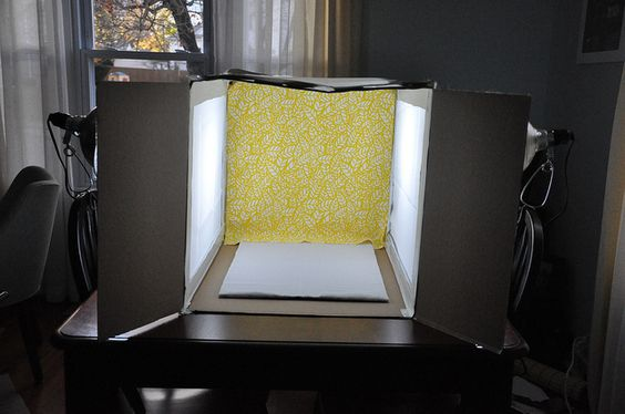 Picture 029 by ashdmarcin, via Flickr  http://www.neverhomemaker.com/2010/11/how-to-build-light-box-photography.html