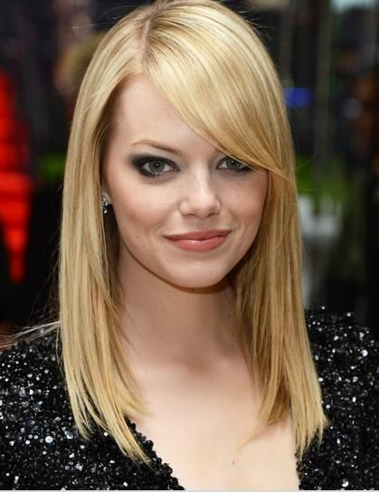 Incredible For Women Haircuts With Bangs And Long Haircuts On Pinterest Short Hairstyles For Black Women Fulllsitofus